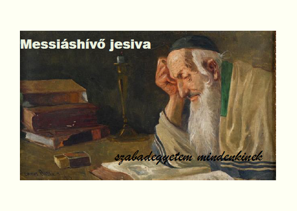 Messiáshívő jesiva logo