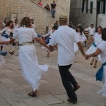 zsidó tánc